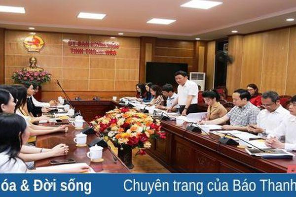 Phối hợp để thực hiện hiệu quả các sự kiện văn hóa, du lịch trên địa bàn tỉnh Thanh Hóa
