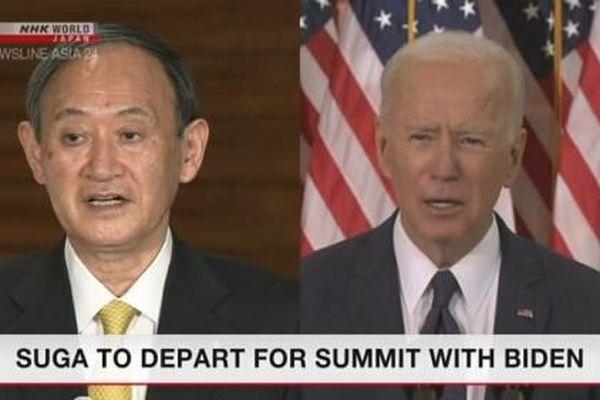 Thủ tướng Nhật Bản sẽ gặp Tổng thống Mỹ tại Nhà Trắng, bàn cách đối phó Trung Quốc