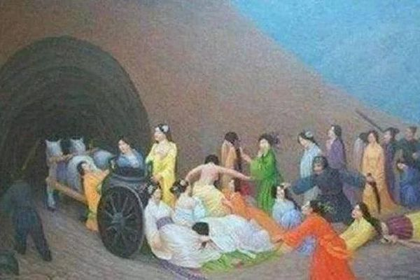 Mộ cổ Trung Quốc sau khi xây xong sẽ bịt kín, chôn sống luôn thợ xây: Mánh khóe nào giúp người này thoát khỏi 'tử huyệt'?