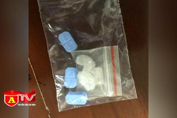 CAQ Hai Bà Trưng tạm giữ hình sự đối tượng tàng trữ ma túy