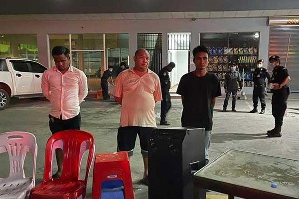 Mở tiệc giữa lệnh phong tỏa, tướng cảnh sát Campuchia bị bắt