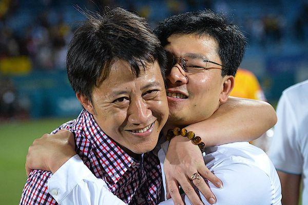 HLV Nguyễn Thành Công thắng trận ra mắt CLB Hà Tĩnh