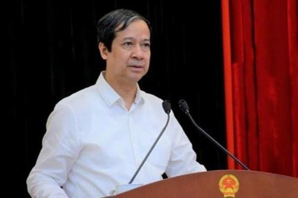 Bộ trưởng Nguyễn Kim Sơn: 'Tăng đầu tư cho giáo dục bằng nhiều cách'