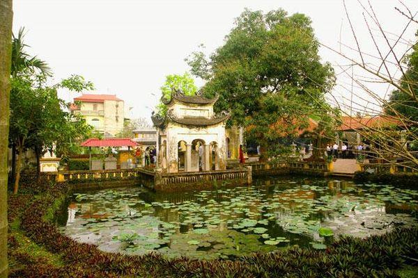 Đan Phượng là vùng ven đô đầy tiềm năng của du lịch Hà Nội