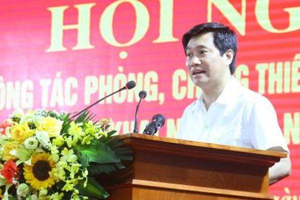 Quảng Ninh xây dựng đề án phòng chống thiên tai gắn với phát triển kinh tế