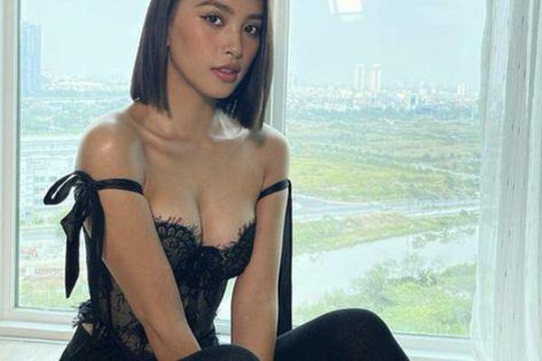 Hoa hậu Trần Tiểu Vy gia nhập 'hội người đẹp hở bạo'