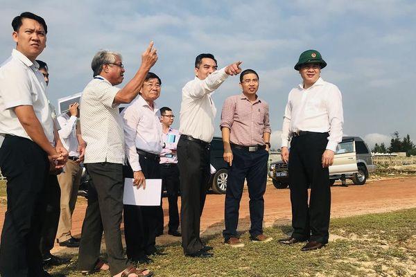 'Gỡ vướng' để sớm triển khai dự án Khu nghỉ dưỡng 5 sao Sol by Melia Nam Hội An