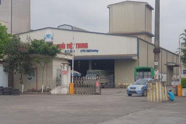 Gây ô nhiễm môi trường, Công ty thức ăn chăn nuôi Việt Trung bị xử phạt