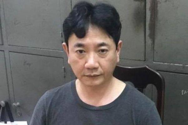 Hà Nội: Bắt giữ đối tượng truy nã quốc tế người Hàn Quốc