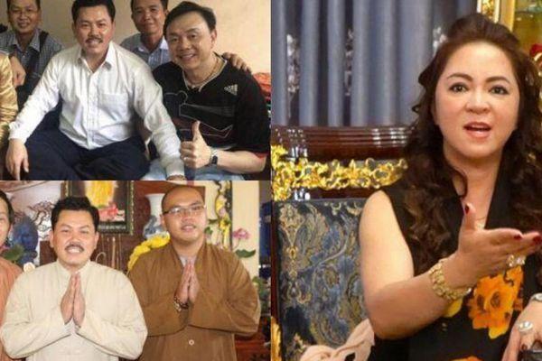 Động thái của nghệ sĩ Hoài Linh khi bị vợ ông Dũng 'lò vôi' réo tên