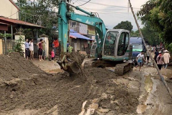 Thủ tướng Chính phủ chỉ đạo ứng phó mưa lũ ở vùng núi phía Bắc