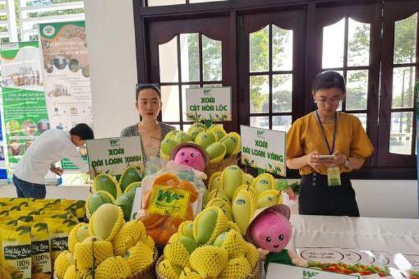 Ngày hội OCOP diễn ra từ ngày 22 đến 25-4 tại TP Châu Đốc