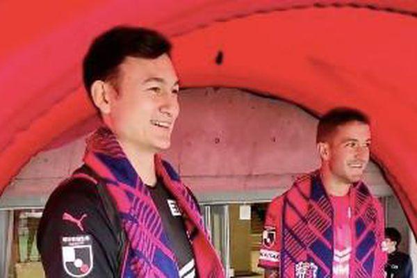 Đặng Văn Lâm ra mắt, CLB Cerezo Osaka hưởng niềm vui chiến thắng
