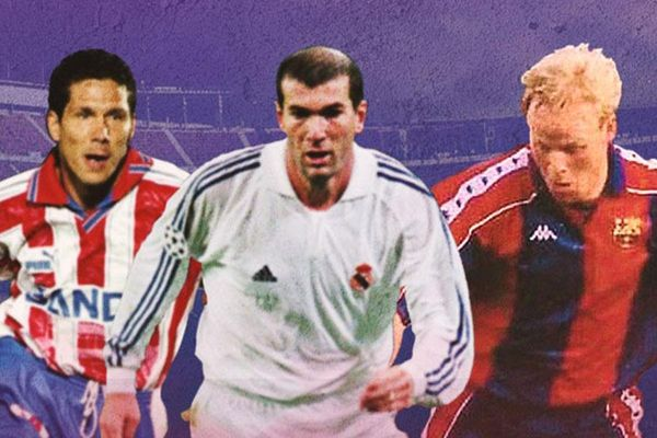 Real Madrid đáng sợ