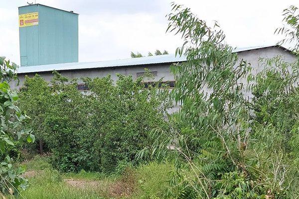 Xử lý dứt điểm vụ việc chôn chất thải rắn trái phép ở Tiền Giang
