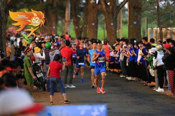 Giải Marathon thường niên: Những bước chân hướng về đại ngàn
