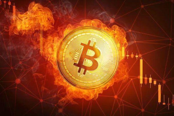 Bitcoin bất ngờ giảm sốc hơn 8%