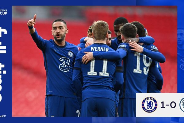 Quật ngã Man City, Chelsea lọt vào chung kết FA Cup