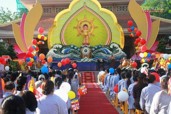 Phật giáo huyện Hóc Môn: Ưu tiên hiệu quả thực tế trong hoạt động Phật sự