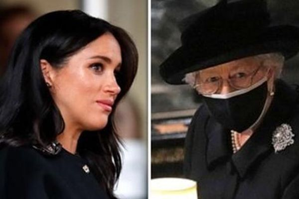 Meghan gửi hoa và thiệp tới tang lễ Hoàng thân Philip, tại sao lại bị nói là 'gây chú ý'?