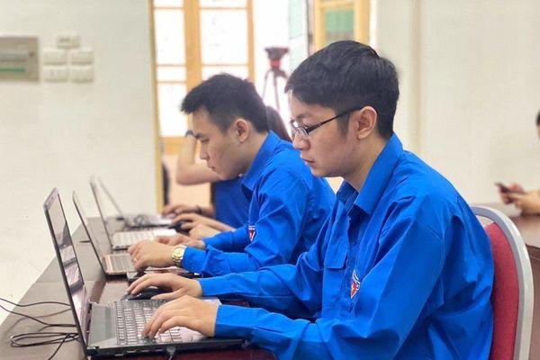 Thanh niên Thủ đô thi tìm hiểu Nghị quyết Đại hội Đảng trực tuyến