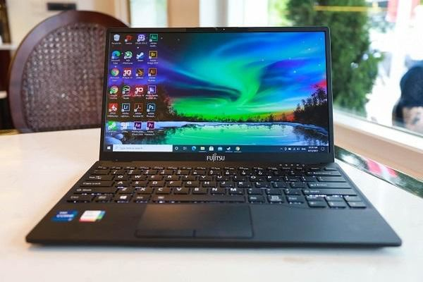 Trải nghiệm Fujitsu UH-X - Laptop cao cấp nhẹ nhất thế giới