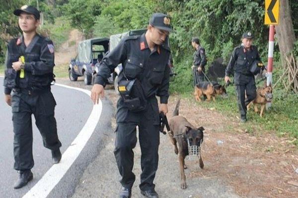 200 cảnh sát đang truy bắt phạm nhân vượt ngục ở Yên Bái