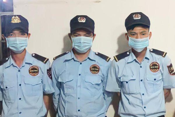 Nhóm bảo vệ sử dụng ma túy ở Đồng Nai