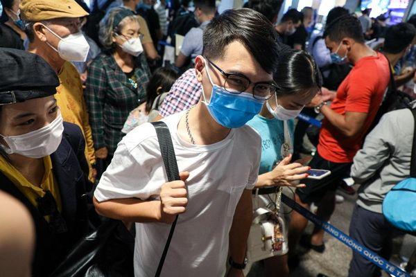 ACV thừa nhận hệ thống soi chiếu ở Tân Sơn Nhất quá tải