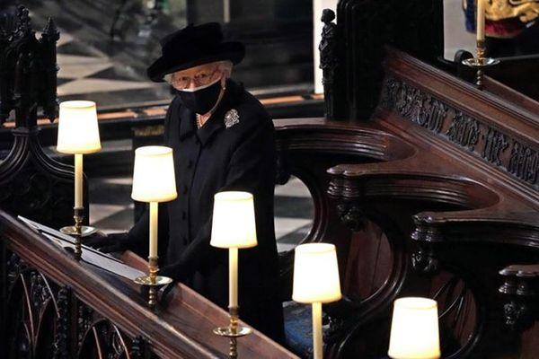 Nữ hoàng và nước Anh tiễn biệt Hoàng thân Philip