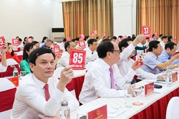 Thành lập Văn phòng Đoàn Đại biểu Quốc hội và HĐND tỉnh Nghệ An