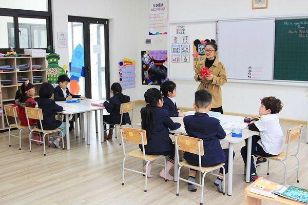 Trải nghiệm Giáo dục Phần Lan tại trường Tân Thời Đại - Fun Academy