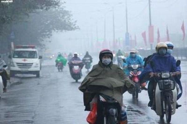 Miền Bắc nắng cục bộ có 1 số nơi mưa, mưa dông