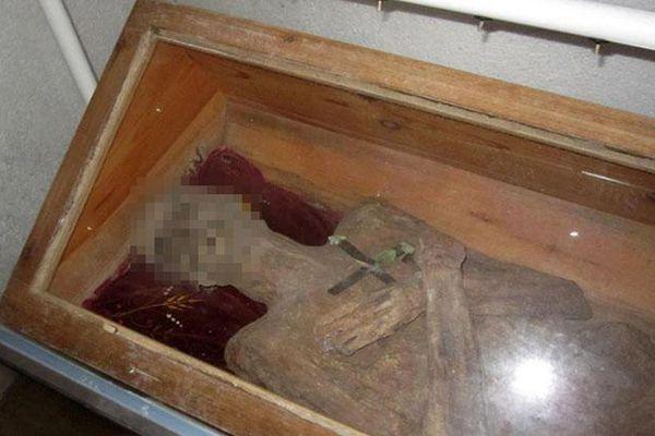 Bí ẩn xác chết 300 năm không phân hủy khiến ai cũng rùng mình