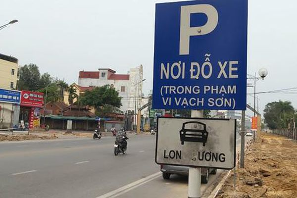 Nghệ An: Biển báo giao thông ở một số phường của TP Vinh 'báo hại' người đi đường