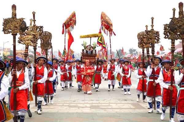 Tín ngưỡng thờ cúng Hùng Vương - biểu tượng của đoàn kết dân tộc