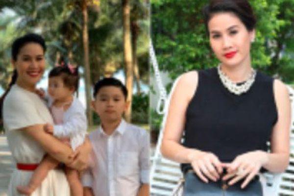 Thân Thúy Hà thừa nhận rất cần đàn ông sau nhiều năm làm mẹ đơn thân nuôi 2 con