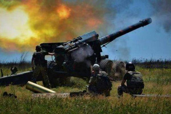 Quân đội Ukraine đã mở cuộc tấn công kéo dài 5 giờ đồng hồ vào Donetsk