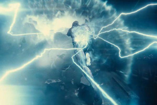 'Zack Snyder's Justice League': Cảnh Flash chạy trong Speed Force được tả như vụ nổ Big Bang cỡ nhỏ?