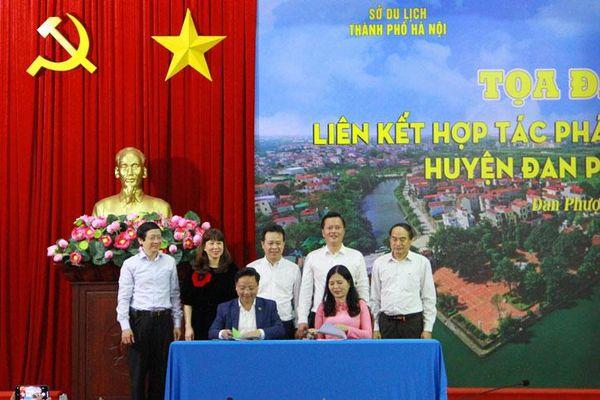 'Hiến kế' cho phát triển du lịch Đan Phượng (Hà Nội)