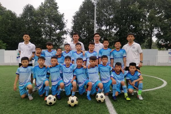 Thanh Hóa đăng cai vòng chung kết giải vô địch bóng đá nhi đồng toàn quốc 2021