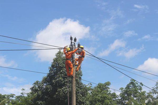 Điện lực Minh Hóa: Nỗ lực bảo đảm cung ứng điện