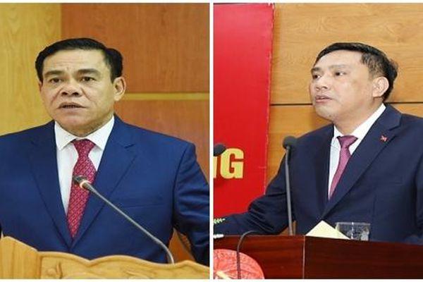 Nhân sự mới tuần qua: Lào Cai có tân Phó Bí thư, Hà Tĩnh bầu tân Chủ tịch tỉnh