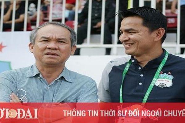 Tin tức bóng đá Việt Nam ngày 19/4: Kiatisak khuyên bầu Đức đừng xem trận HAGL vs Hà Nội