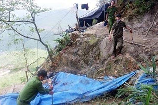 Giải pháp ngăn chặn 'vàng tặc' ở Bồng Miêu