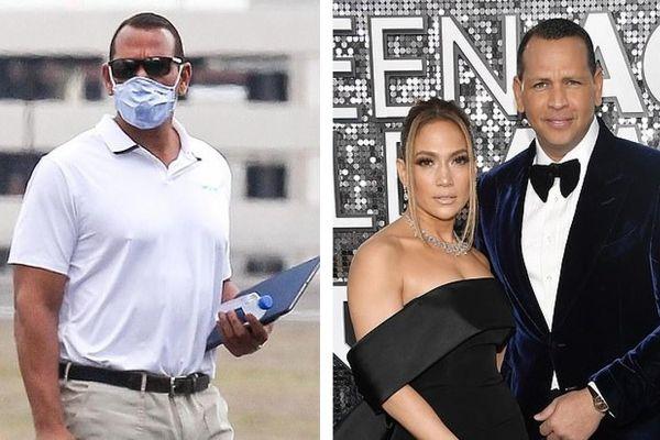 'Tình cũ' Jennifer Lopez tất bật trở lại với công việc sau khi chia tay