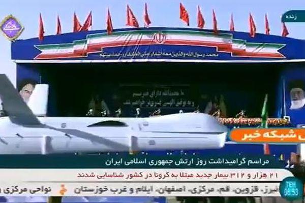 Bản sao Iran mạnh hơn UCAV hạng nặng Mỹ?