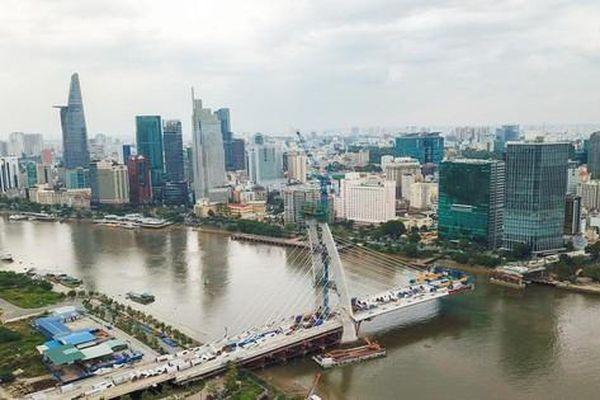 Sở Giao thông Vận tải TPHCM nói về dự án cầu Thủ Thiêm 2 'đắp chiếu'