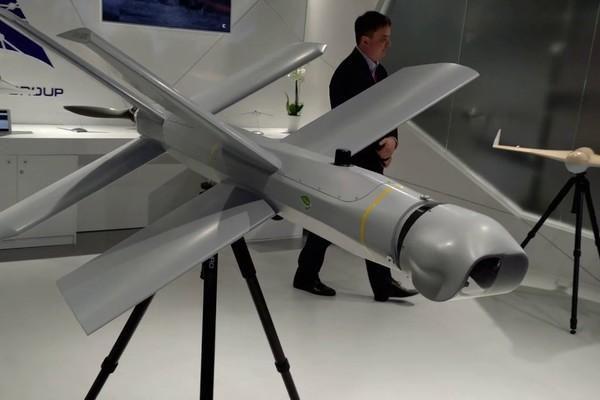 Tình hình Syria: Cận cảnh UAV tự sát của Nga bắn nát xe phiến quân Syria