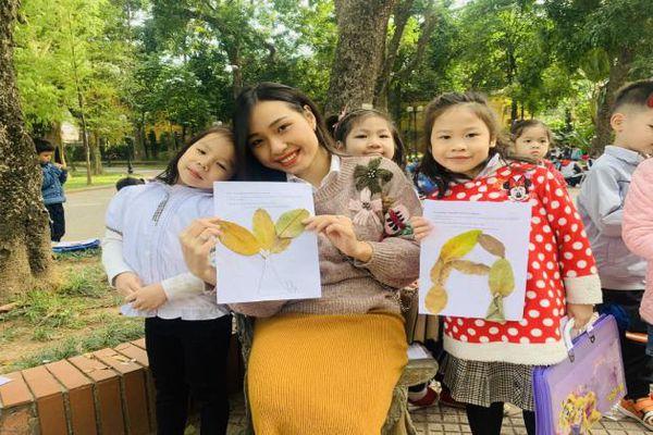 Câu hỏi 'Có nên cho con học trước lớp 1 không' và câu chuyện 'dắt ốc sên đi dạo' của cô giáo Hà Nội